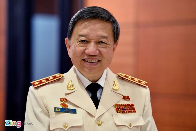 Bo truong To Lam: Bo tong cuc vi hinh thuc hinh anh 1