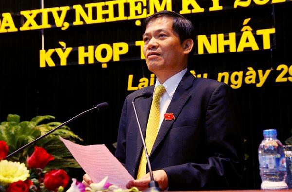 Chu tich Lai Chau lam Pho bi thu Dang uy Khoi cac co quan Trung uong hinh anh 1