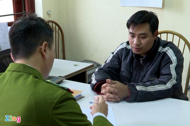 Khong the xu ly cong an huyen Chuong My anh 2
