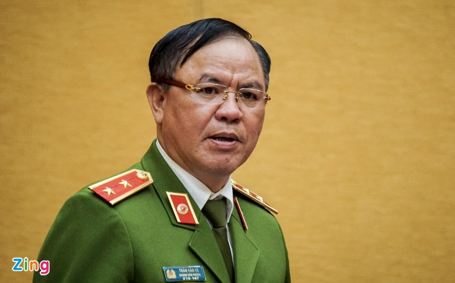Ong Truong Duy Nhat lien quan den vu an Vu 'nhom' hinh anh 1