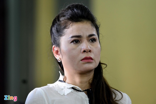 Ba Le Hoang Diep Thao: 'Ban an qua bat cong voi me con toi' hinh anh 5