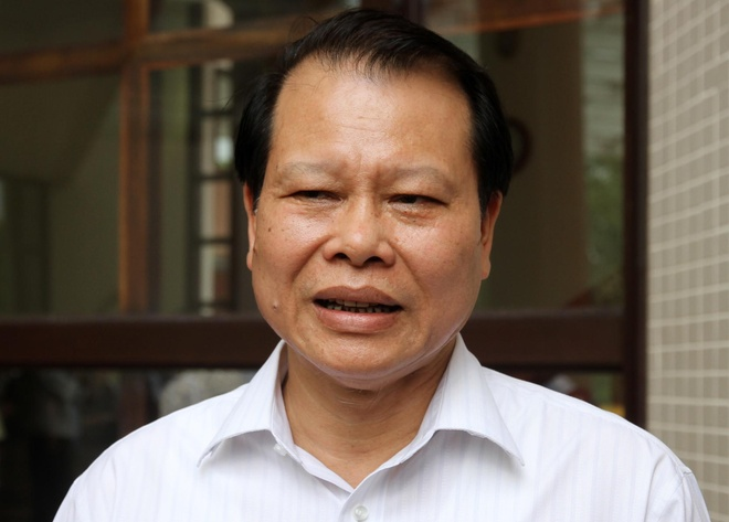 Ong Vu Van Ninh lien quan sai pham tai Bo GTVT anh 1