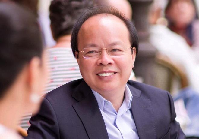 Thu truong Huynh Quang Hai bi canh cao anh 1