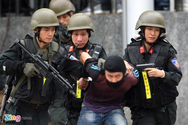 Bo Cong an se co Trung doan CSCD Ky binh? hinh anh 1