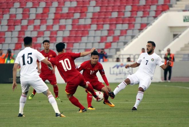 Hoa 4 tran, DTVN trong top hang thu manh nhat vong loai Asian Cup hinh anh 2