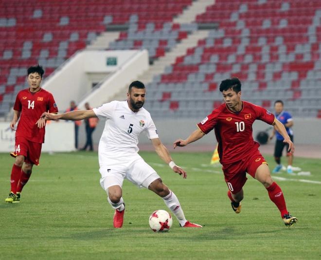 Hoa 4 tran, DTVN trong top hang thu manh nhat vong loai Asian Cup hinh anh 3