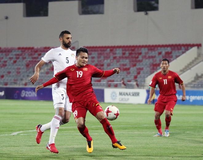Hoa 4 tran, DTVN trong top hang thu manh nhat vong loai Asian Cup hinh anh 7