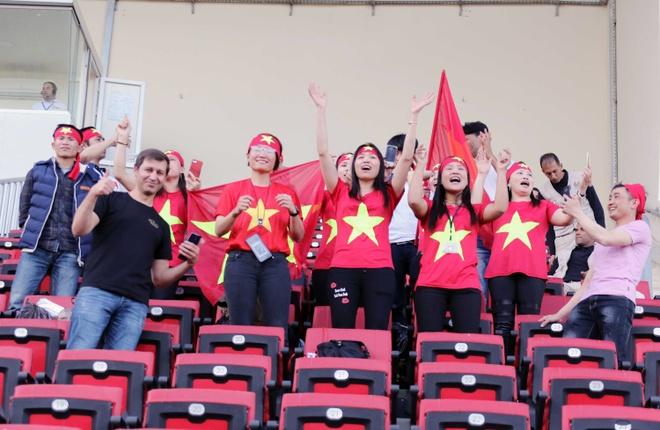 Hoa 4 tran, DTVN trong top hang thu manh nhat vong loai Asian Cup hinh anh 10