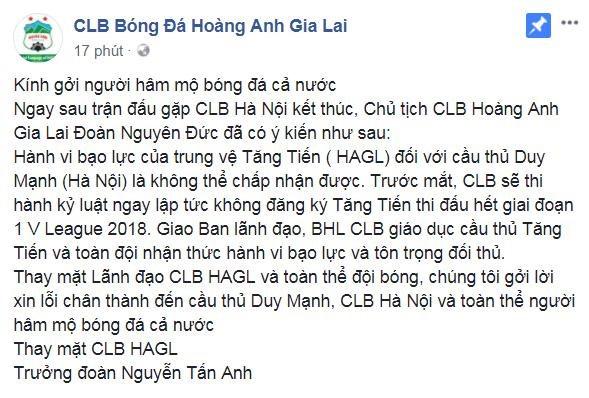 Duy Manh noi gian voi Tang Tien: Dung lam nguoi khac mat noi com hinh anh 2