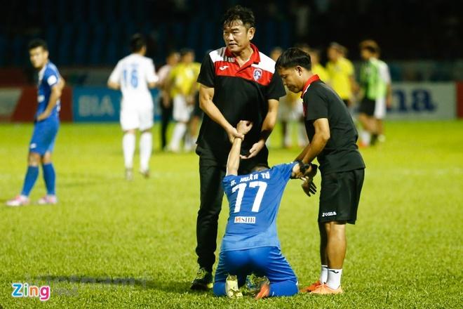 'Olympic Viet Nam thuyet phuc tu loi choi den ban thang' hinh anh 2