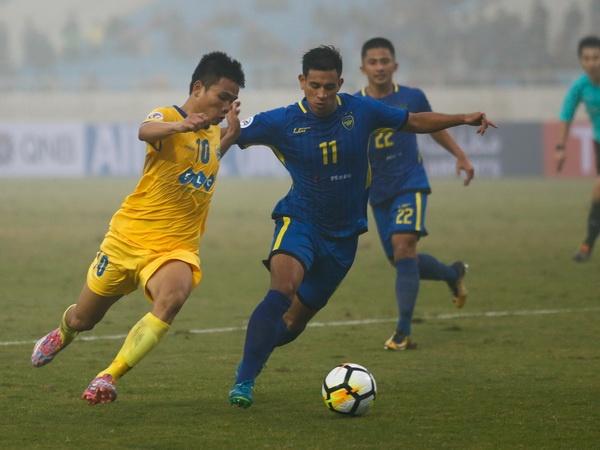 Thua 2 ban trong 10 phut, CLB Thanh Hoa bi loai som o AFC Cup 2018 hinh anh