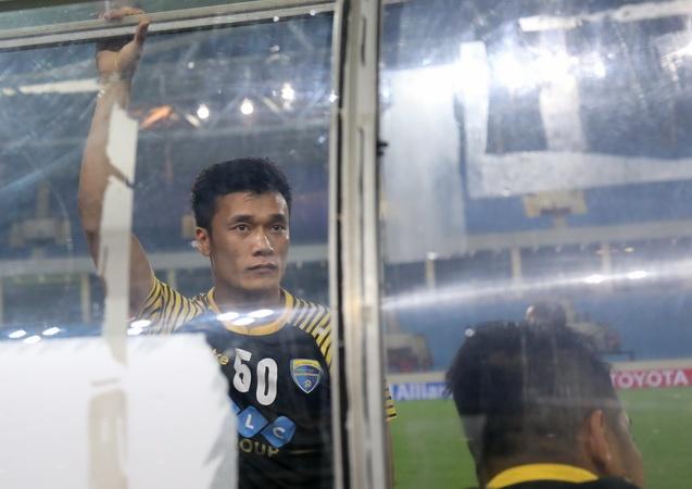 Tien Dung, Duc Huy va nhung nguoi hung U23 tren ghe du bi hinh anh
