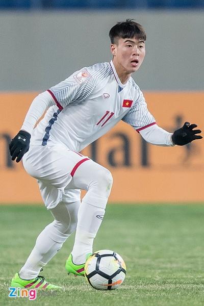 Xuan Truong, Van Duc va nhung ngoi sao U23 dang ruc sang o V.League hinh anh 5
