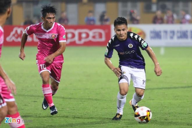 Xuan Truong, Van Duc va nhung ngoi sao U23 dang ruc sang o V.League hinh anh 10