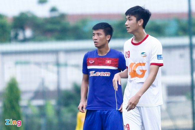 Xuan Truong, Van Duc va nhung ngoi sao U23 dang ruc sang o V.League hinh anh 11