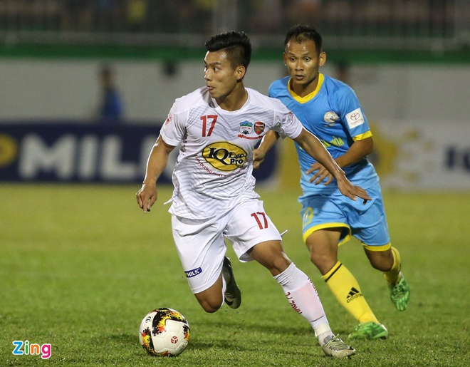 Xuan Truong, Van Duc va nhung ngoi sao U23 dang ruc sang o V.League hinh anh 1