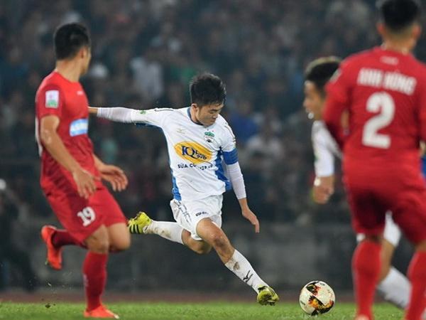 Xuan Truong, Van Duc va nhung ngoi sao U23 dang ruc sang o V.League hinh anh