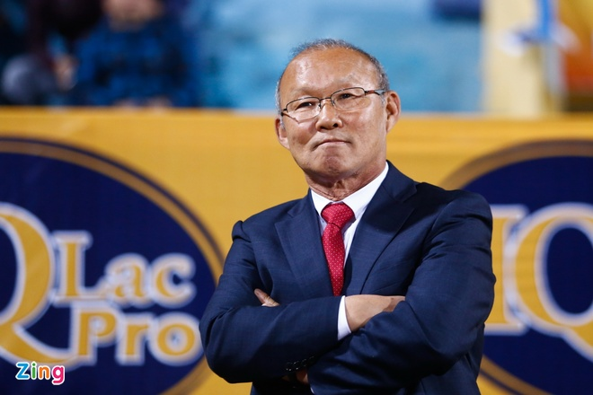 HLV Park Hang-seo: Viet Nam co nhieu kinh nghiem doi dau Tay A hinh anh 1