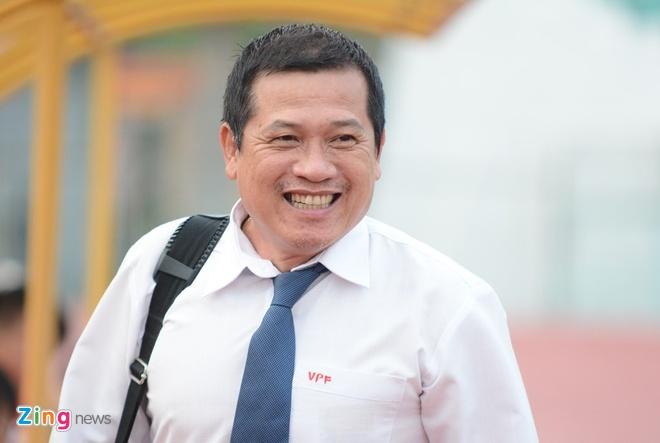 VFF phan hoi VPF ve viec khong moi Pho Ban trong tai Duong Van Hien hinh anh 1