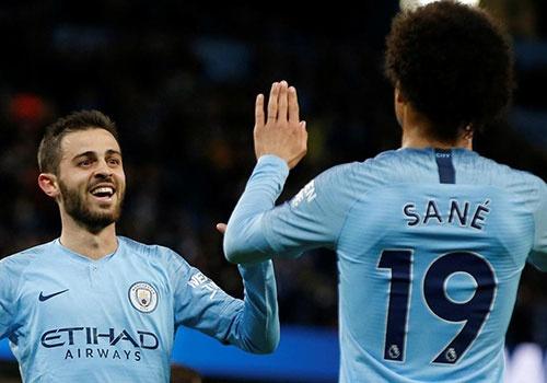 Man City lap lien tiep 3 ky luc o Premier League hinh anh