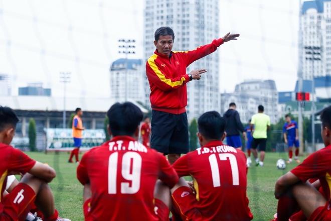 U19 Viet Nam se tap huan o Hoc vien bong da lon nhat the gioi hinh anh