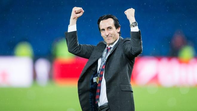 Unai Emery chinh thuc tro thanh tan HLV truong Arsenal hinh anh 2