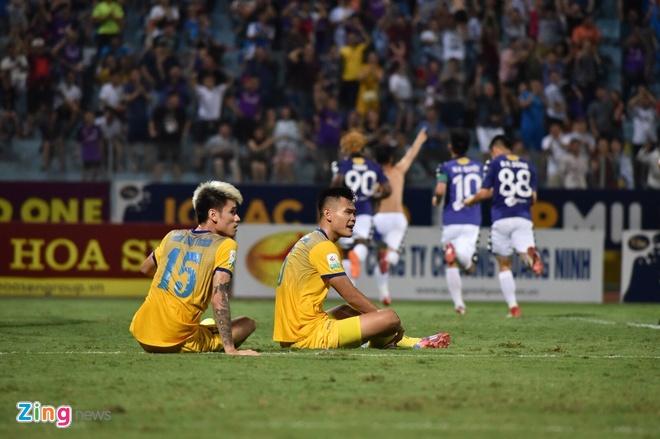 CLB Ha Noi 4-3 CLB Thanh Hoa: Man ruot duoi nghet tho hinh anh 1