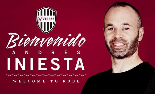 Iniesta rang ro trong buoi ra mat doi bong Nhat Ban hinh anh 7