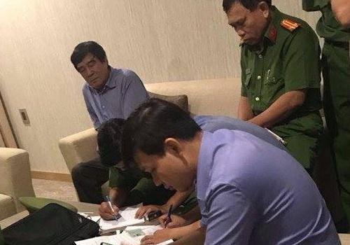 PCT VFF Nguyen Xuan Gu phai giai trinh 'nghi an khach san' truoc 30/5 hinh anh