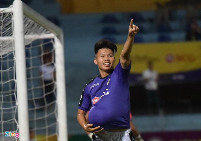 CLB Ha Noi: Chung toi 'may man' nen moi co 11 tran bat bai hinh anh 1