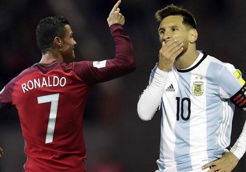BLV Quang Huy: Messi va Ronaldo 'khong co cua' o World Cup 2018 hinh anh