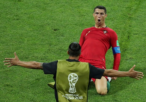 BLV Anh Ngoc: 'Ronaldo the hien khat khao va choi tran tuyet voi' hinh anh