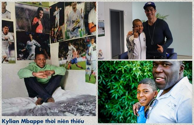 Hay tranh thu ma chiem nguong Kylian Mbappe hinh anh 2