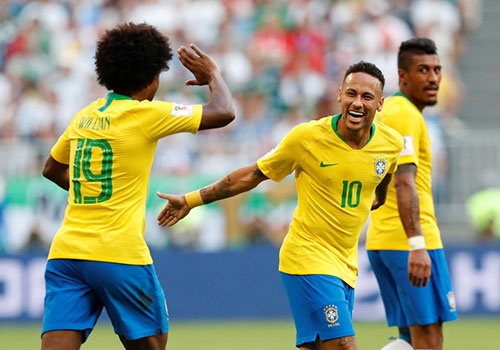 Tai sao Brazil la ung vien so mot cho chuc vo dich? hinh anh