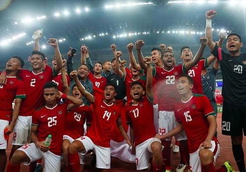 Vi sao U23 Indonesia so phai boc tham lai ASIAD 18? hinh anh