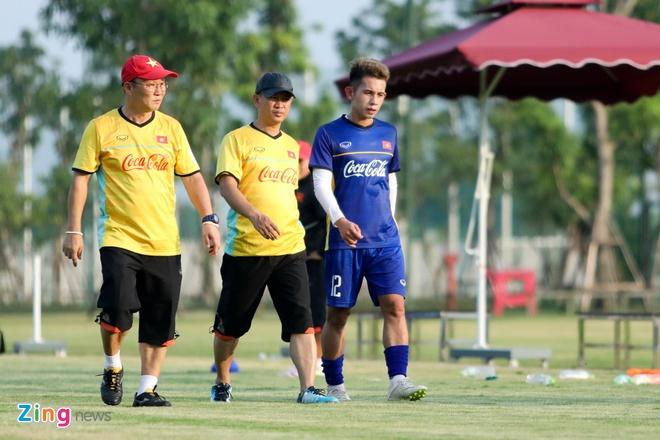 HLV Park Hang-seo: Muon U23 VN thang ca giao huu va ASIAD thi met qua hinh anh 2