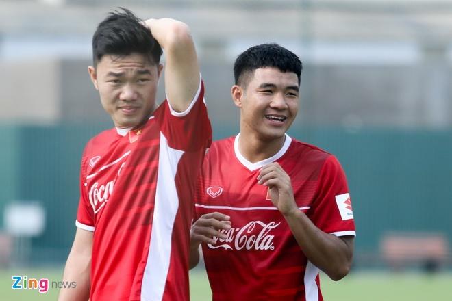 Xuan Truong thua nhan kha nang bi loai khoi U23 Viet Nam hinh anh 1