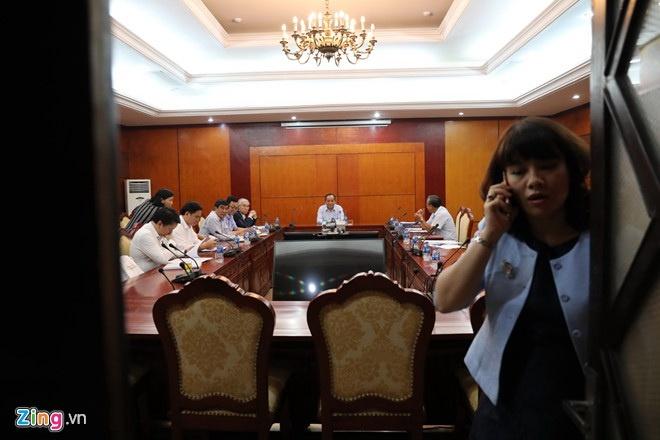 Can Van Nghia khong ung cu Chu tich VFF nua anh 2