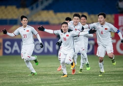 U23 Viet Nam vs U23 Palestine: Su tro lai cua nhung nguoi hung chau A hinh anh