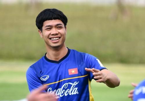 Cong Phuong van la bieu tuong chien thang cua Olympic Viet Nam hinh anh
