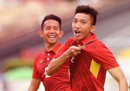 Doan Van Hau - nguoi ve nhung sieu pham o Olympic Viet Nam hinh anh