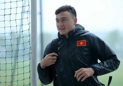 Olympic Viet Nam chinh thuc loai Dang Van Lam, Minh Vuong truoc ASIAD hinh anh