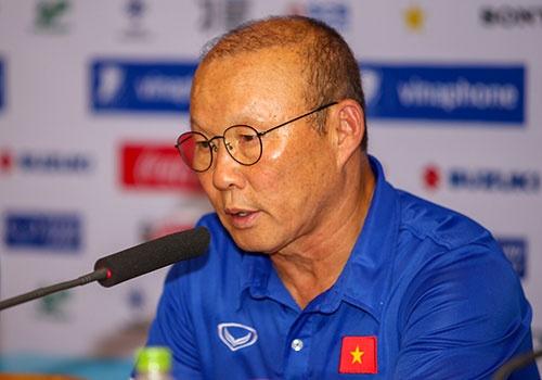 HLV Park Hang-seo: Olympic Viet Nam rat can Phan Van Duc hinh anh