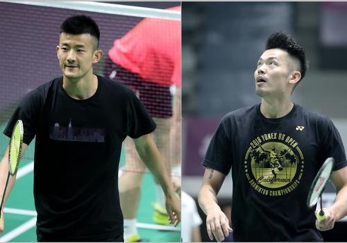 Fan nu Indonesia phat cuong vi Lin Dan, Chen Long o ASIAD hinh anh