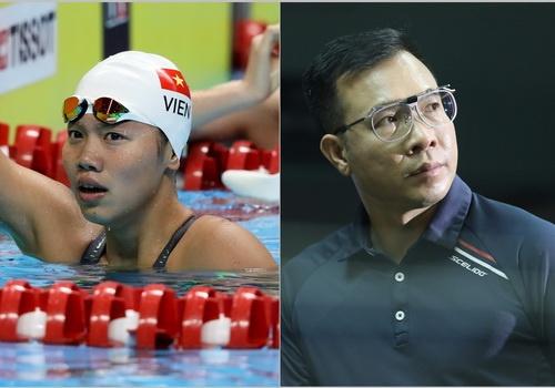 Anh Vien, Xuan Vinh that bai, truong doan the thao Viet Nam noi gi? hinh anh