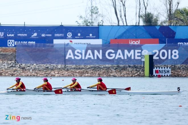 Tuyen rowing Viet Nam om cham chuyen gia Australia sau tam HCB hinh anh 3