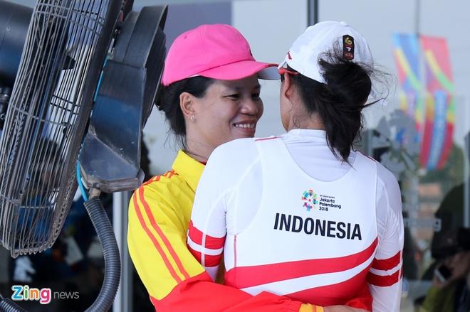 Tuyen rowing Viet Nam om cham chuyen gia Australia sau tam HCB hinh anh 6