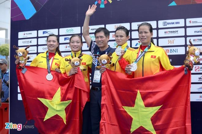 Tuyen rowing Viet Nam om cham chuyen gia Australia sau tam HCB hinh anh 9