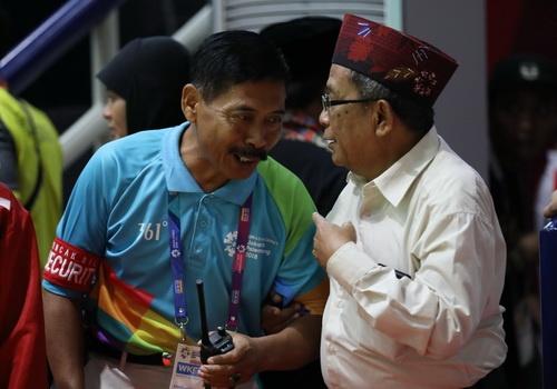 Scandal lai no ra, pencak silat Indonesia van gianh tron 11 HCV hinh anh