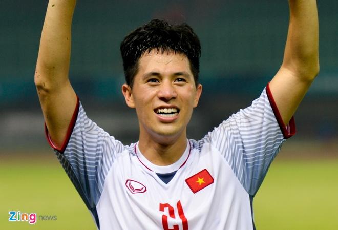 Dinh Trong - nguoi can ve tham lang cua U23 Viet Nam hinh anh 1